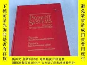 二手書博民逛書店PAYMENT罕見SYSTEMSY176563 PERPARED