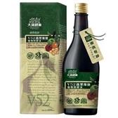 大漢酵素 V52蔬果維他植物醱酵液 600ml 元氣健康館