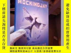 二手書博民逛書店Mockingjay罕見(The Hunger Games)Y1