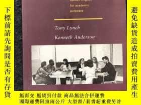 二手書博民逛書店Study罕見Speaking: A Course In Spoken English For Academic