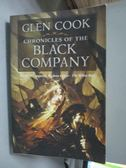 【書寶二手書T8/原文小說_QXM】Chronicles of the Black Company_Cook, Glen