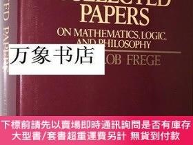 二手書博民逛書店Frege罕見: 弗雷格數學邏輯哲學論文集 Collected Papers on Mathematics Log