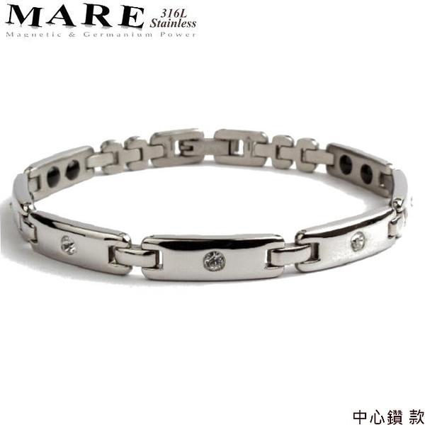 【MARE-316L白鋼】系列:  中心鑽 款