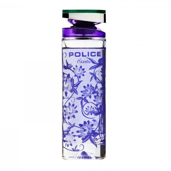 Police 熱情自我女性淡香水100ml