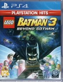 PS4遊戲PlayStation Hits 樂高蝙蝠俠 3 飛越高譚市 LEGO Batman 3 英文版【玩樂小熊】