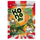 相撲手Konomi 超大片烤海苔-香辣海鮮-48g【愛買】