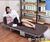 如初 折疊床單人床辦公室午休午睡床家用海綿床陪護床雙人木板床【帝一3C旗艦】YTL