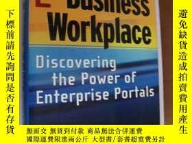 二手書博民逛書店The罕見E-Business Workplace:discov
