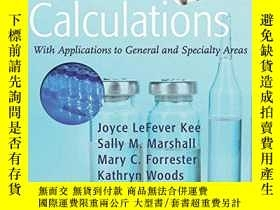 二手書博民逛書店Clinical罕見Calculations: With App