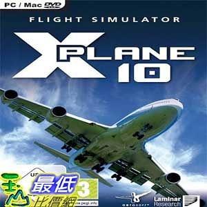 [美國直購 ShopUSA] X-Plane 10 Global Flight Simulator (PC & MAC) $3609