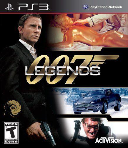 PS3 詹姆士龐德 007:傳奇(美版代購)