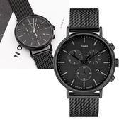 TIMEX 天美時(TXTW2R27300) Fairfield 三眼計時 手錶