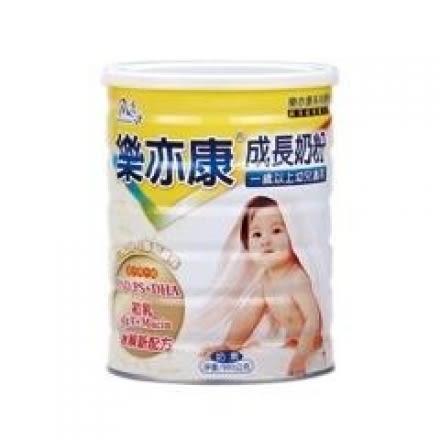 【121婦嬰用品館】樂亦康水解配方成長奶粉900g 12罐組 再送贈品*1