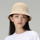 【ISW】雙色休閒定型盆帽-柑橘茶色 (兩色可選) 設計師品牌