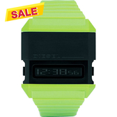 DIESEL 科技玩家電子腕錶/手錶-綠 DZ7197