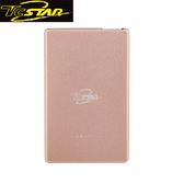 T.C.STAR 連鈺 2300mAh 極致輕薄名片型行動電源/玫瑰金 MBK035101RG
