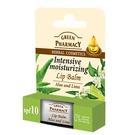Green Pharmacy蘆薈&萊姆保濕唇膏 3.6g
