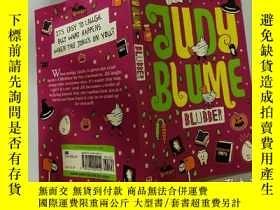 二手書博民逛書店Judy罕見Blume Blubber:朱迪·布魯姆鯨脂Y200392