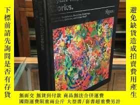 二手書博民逛書店Ryan罕見McGinness Works: Paintings, Sculptures, Sketches, D