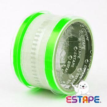【ESTAPE】易撕貼 抽取式Memo 螢光綠色頭