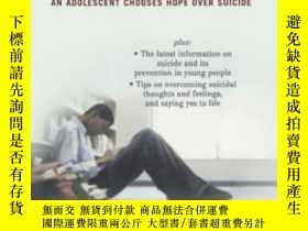 二手書博民逛書店Eight罕見Stories Up: An Adolescent Chooses Hope Over Suicid