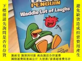 二手書博民逛書店Waddle罕見Lot of Laughs (Disney Cl