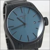 【萬年鐘錶】elegant 經典 時尚對錶 (霧黑)  ELJT40-VU12MA
