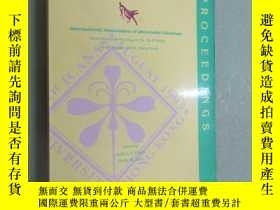 二手書博民逛書店proceedings罕見internaional association of orientalist libr