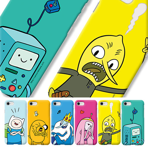 Adventure Time 探險活寶 硬殼 手機殼│iPhone 5S SE 6 6S 7 8 Plus X XS MAX XR LG G5 G6 G7 V10 V20 V30 V40│ z8346