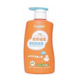 康貝Combi 和草極潤嬰兒泡泡露 500ml