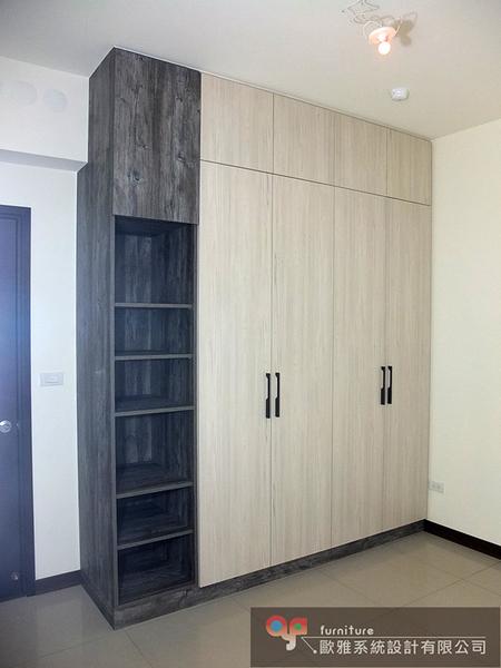 【歐雅系統家具】衣櫥櫃