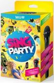 WiiU SiNG Party with Wii U Microphone 歡唱派對(同捆麥克風)(美版代購)