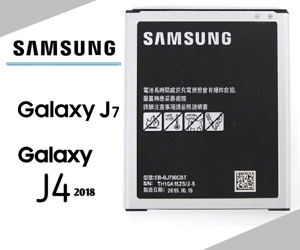 台灣中文版【三星-J7/J4】Galaxy J7 原廠電池 J700F J7008 J4 2018 原廠電池【EB-BJ700CBT】平輸品