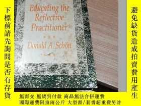 二手書博民逛書店Educating罕見the Reflective PractitionetY138791 Donald A.