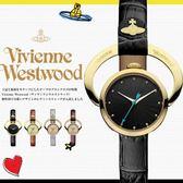 【人文行旅】Vivienne Westwood | VV082BKBK 英國時尚精品腕錶