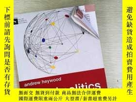 二手書博民逛書店Global罕見Politics (Palgrave Foundations Series)Y204315 H