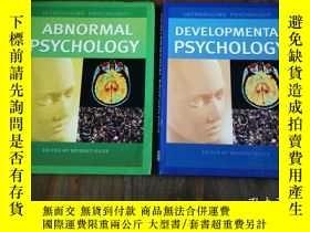 二手書博民逛書店Abnormal罕見Psychology ;Developmen