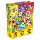 【LION獅王】兒童牙膏45g(橘子+葡萄+草莓) X3入/組