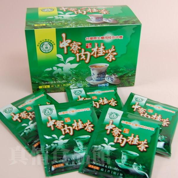 中寮肉桂茶20包-來自於好山好水的南投縣中寮鄉