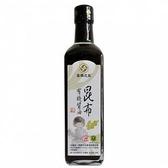 喜樂之泉~昆布有機醬油500ml/罐×6罐~特惠中~