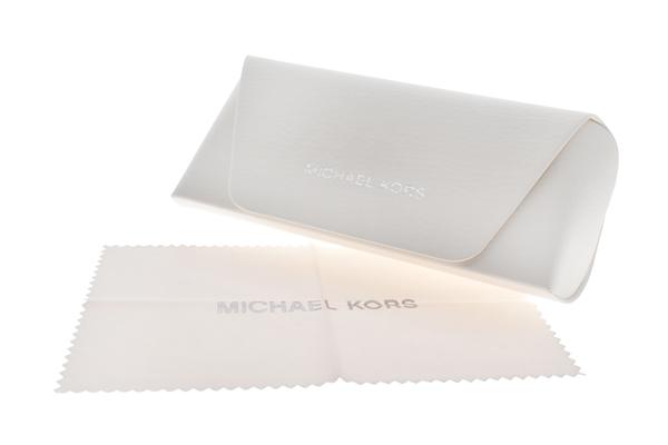MICHAEL KORS 太陽眼鏡 MK1010 110113 (琥珀棕-金) 歐美氣質貓眼款 # 金橘眼鏡