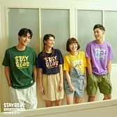 STAYREAL x 櫻桃小丸子 小丸子最愛爺了聯名Logo T