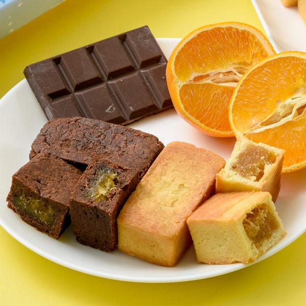 【愛不囉嗦】橙心巧意鳳梨酥禮盒