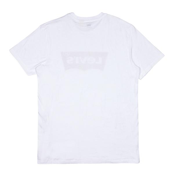 Levis 短袖LOGO T恤 / 白色 / 延續款