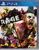 現貨中 PS4遊戲 狂怒煉獄 2 RAGE 2 中文版【玩樂小熊】