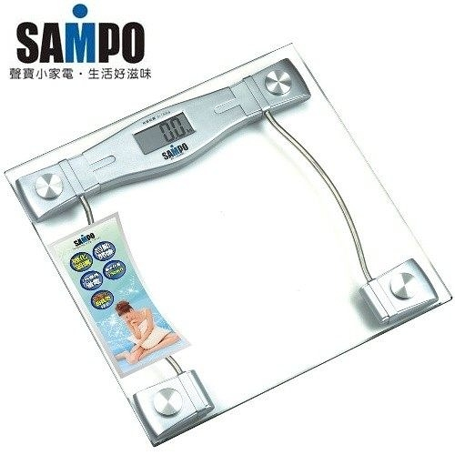 SAMPO聲寶 造型電子體重計 BF-L904ML **可刷卡!免運費**
