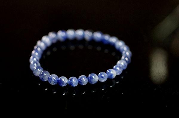 【喨喨飾品】藍線石手鍊 N434
