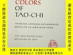 二手書博民逛書店罕見野色The wilderness colors of TAO