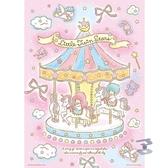【P2 拼圖】三麗鷗 Little Twin Stars系列-木馬音樂盒 (520pcs) HP0520-152