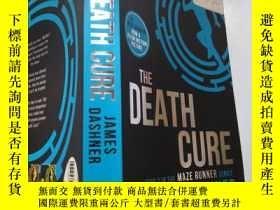 二手書博民逛書店THE罕見DEATH CURE:死亡療法Y200392